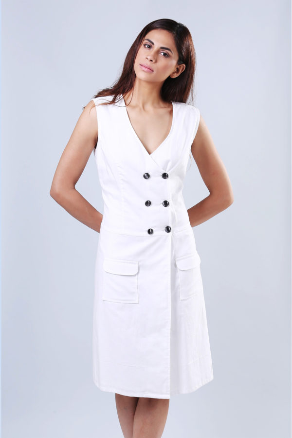 Echo Blazer Dress (SKU:EC07)