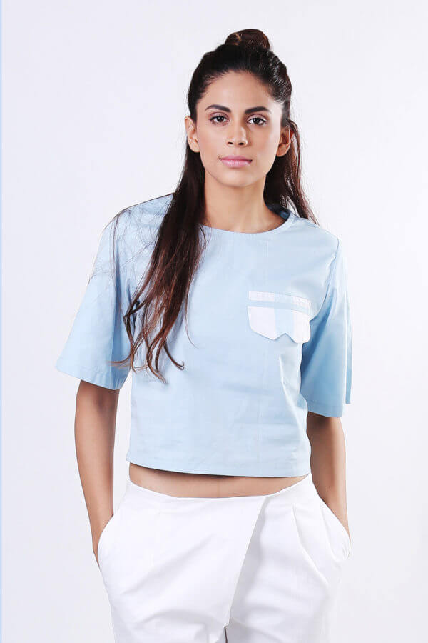 Echo Crop Top (SKU:EC08)